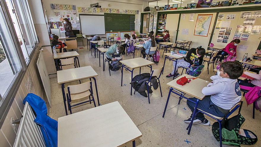 Salud Pública solo cerrará los colegios que pierdan la trazabilidad de los contagios