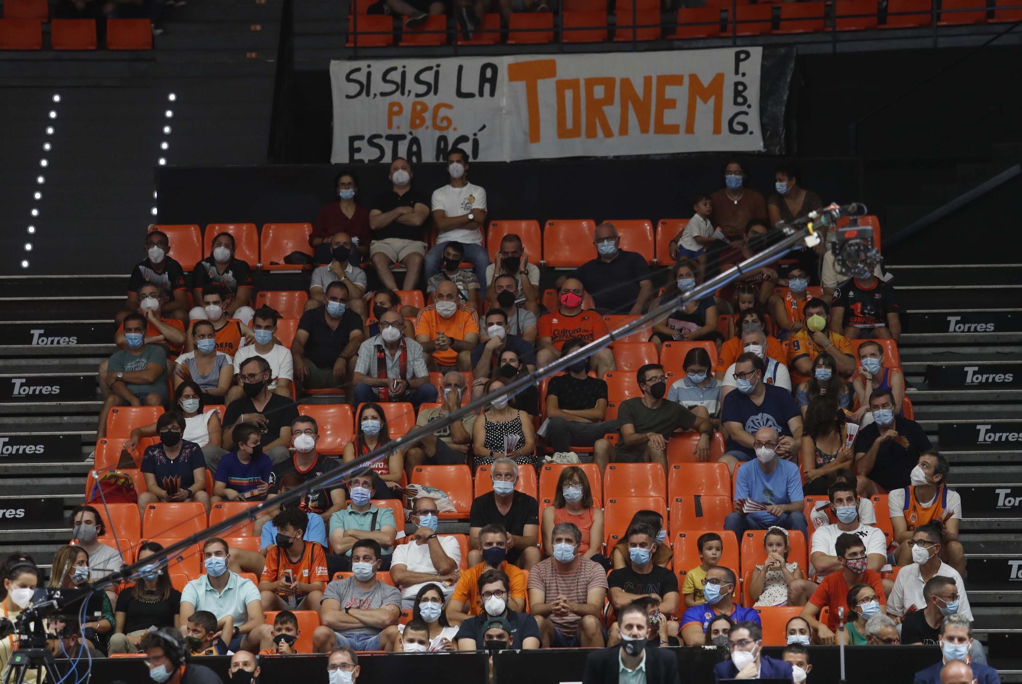 Valencia Basket - Baskonia en imágenes