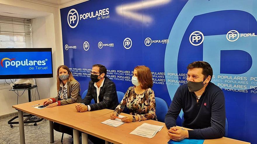El PP de Teruel carga contra la DGA por retrasar la unidad de radioterapia