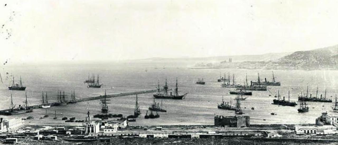 El secreto británico del Puerto