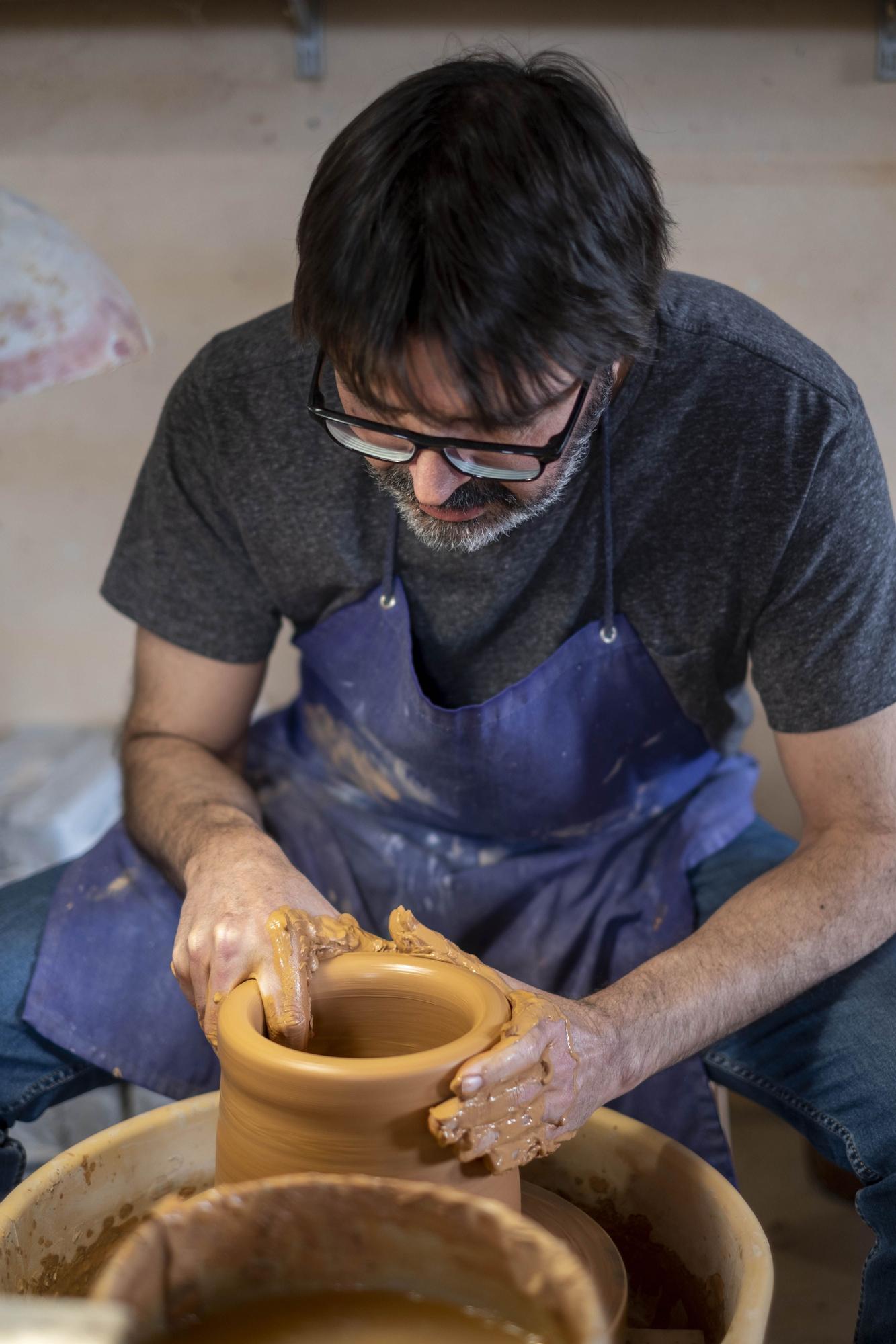 Albert Pinya y Català Roig se inspiran en el tándem Miró-Artigas
