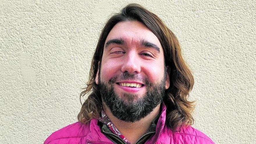 Pol Oñate, artista i mànager de Sambach