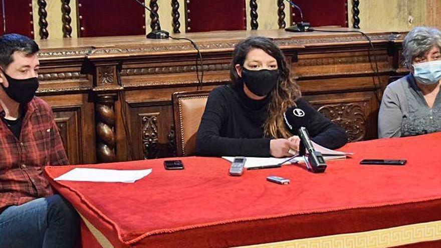 El govern de Berga defensa l'acord amb Sumar com a conveni entre dos ens públics