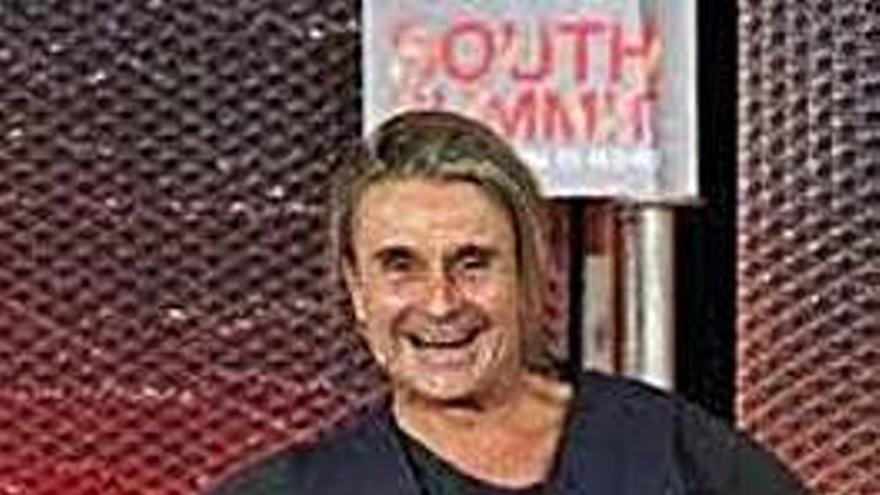 Nacho Cano, en Sonorama Ribera tras 22 años alejado de los escenarios