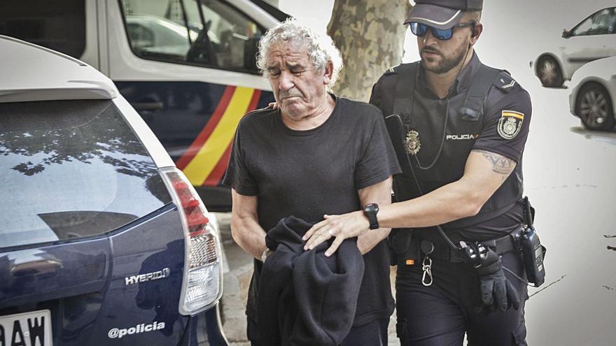 Piden trece años para el acusado de matar a su compañero de piso en Palma