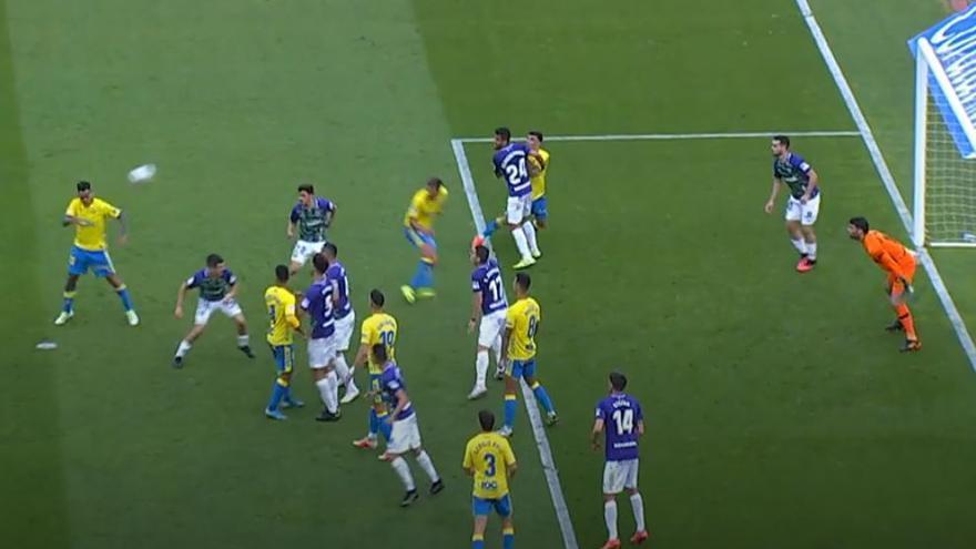 Vídeos de los goles, VAR y resumen del partido UD Las Palmas 1 - 1 Málaga CF