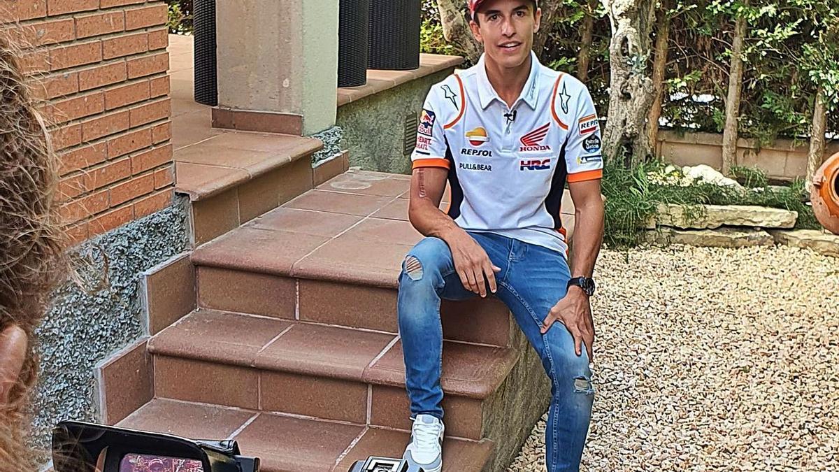"""Marc Márquez: """"Parece que nadie quiere ganar este Mundial de MotoGP"""""""