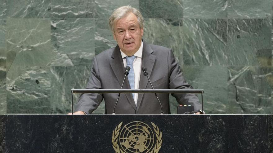 La ONU pide seguir los pasos de la ciencia, no del populismo