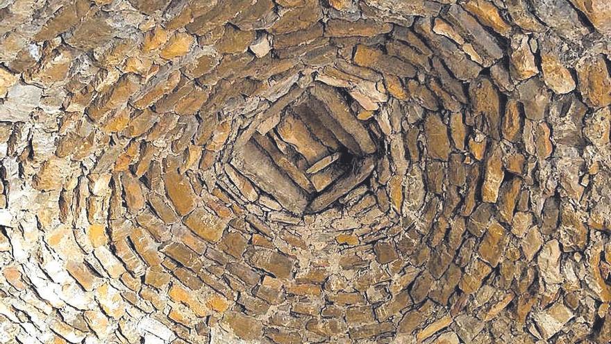 Patrimonio cataloga la nevera de Cantavieja como monumento
