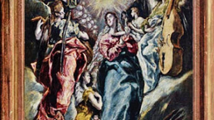 El Estado responsabiliza al Principado del destino del Greco de la Fundación Selgas