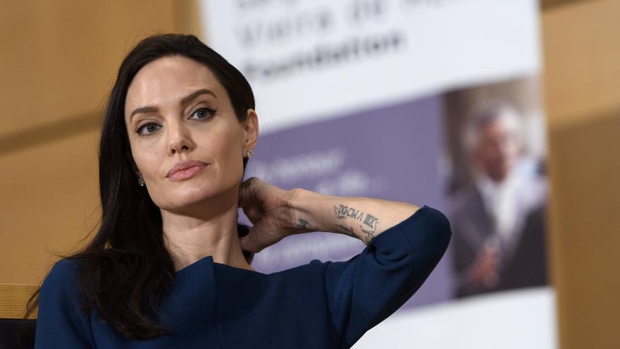 Anorexia y depresión, la dramática vida de Angelina Jolie