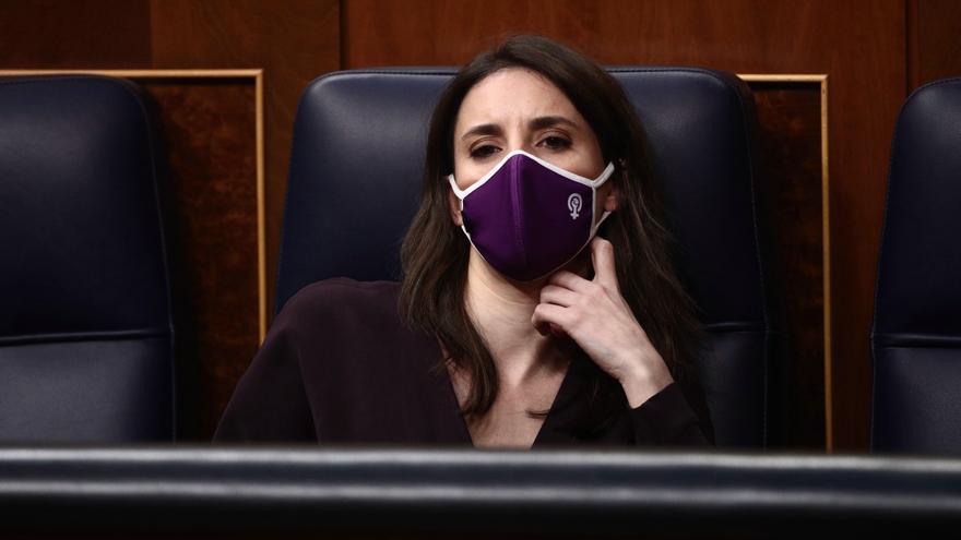 Igualdad acusa al PSOE de bloquear el debate de las leyes Trans y LGTBI