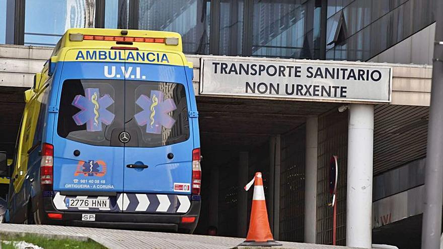 Galicia baja de los 6.000 casos y reduce un 9% el número de hospitalizados en un día