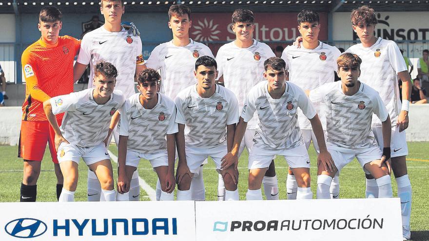 Pilotades   El Mallorca gana al Madrid y se lleva la Copa La Salle
