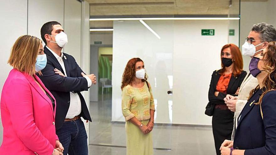 Figueres impulsarà l'emprenedoria tecnològica per reactivar l'economia