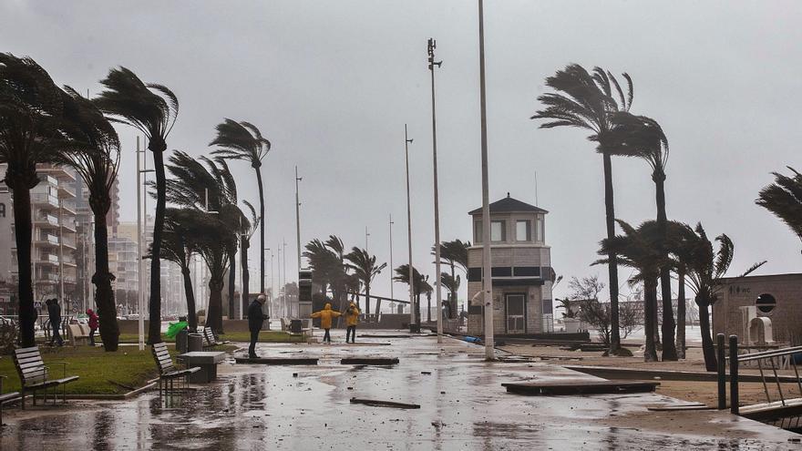 El Gobierno alivia loa daños de Gloria en la comarca con 3,1 millones