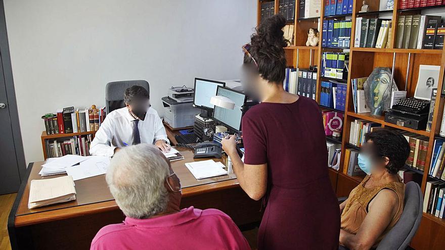 El Colegio de Abogados de Zamora, contra los juicios online para que los testigos declaren sin influencias