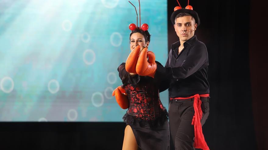 Molina de Segura se erige capital del teatro en otoño