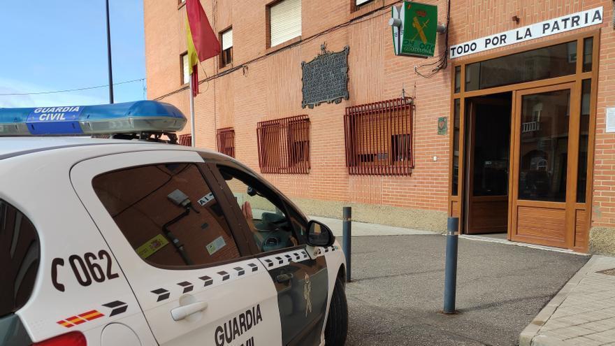Un joven de 31 años, investigado por robar en el interior de los coches en Zamora, Benavente y La Bañeza