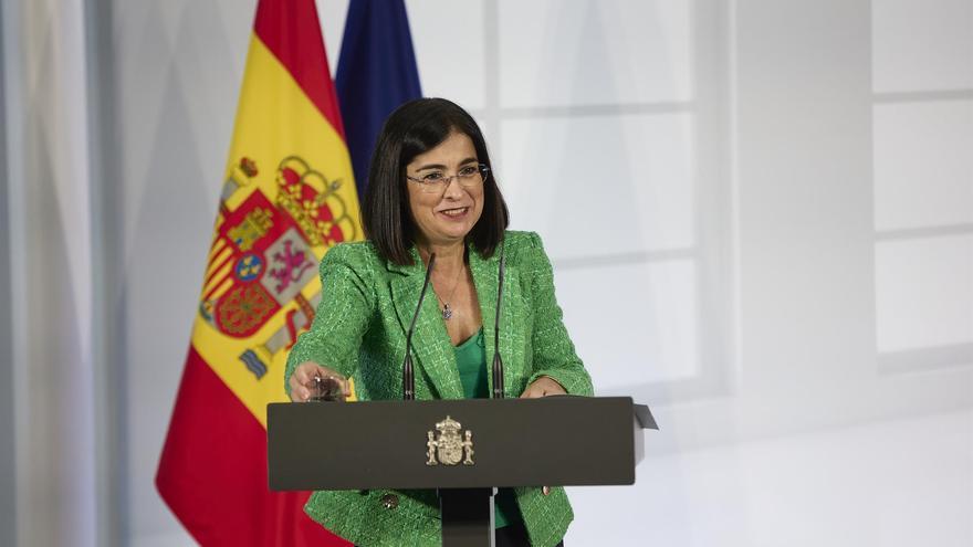 """Darias reivindica la """"cultura vacunal"""" de los españoles"""