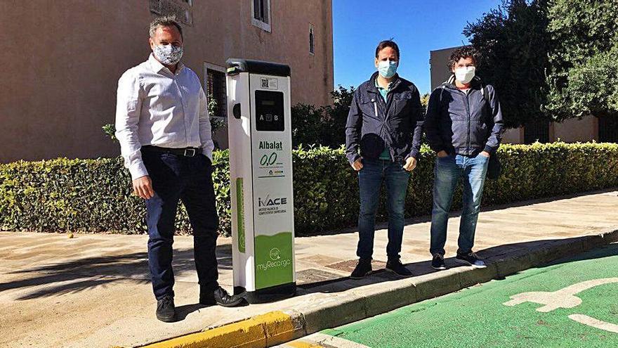 Albalat, Foios y Meliana llevan la energía fotovoltaica a colegios y centros sociales
