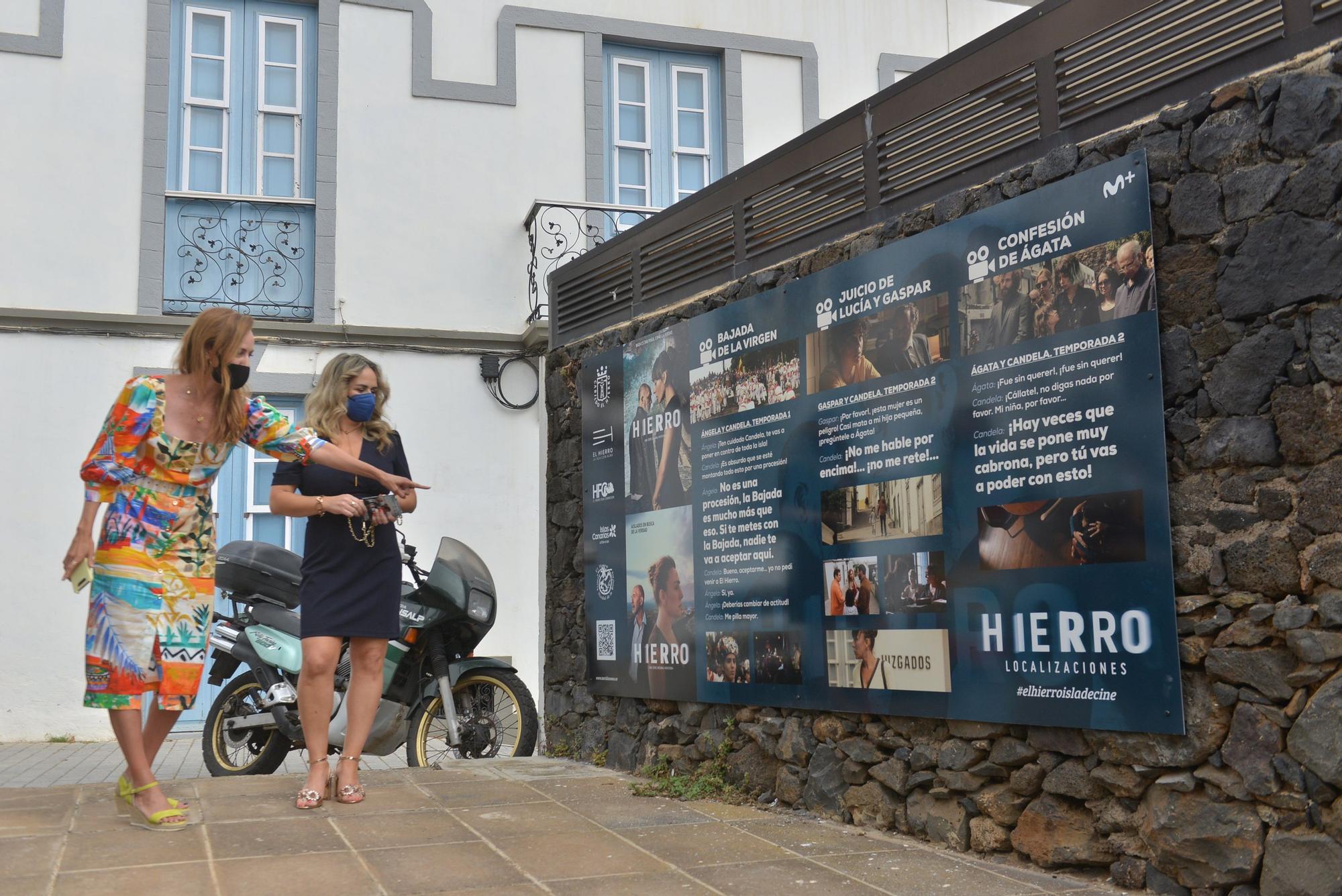 La serie 'Hierro' ya tiene su ruta turística en la isla del Meridiano