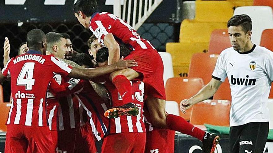 Diciembre desvelará el objetivo real del Valencia CF