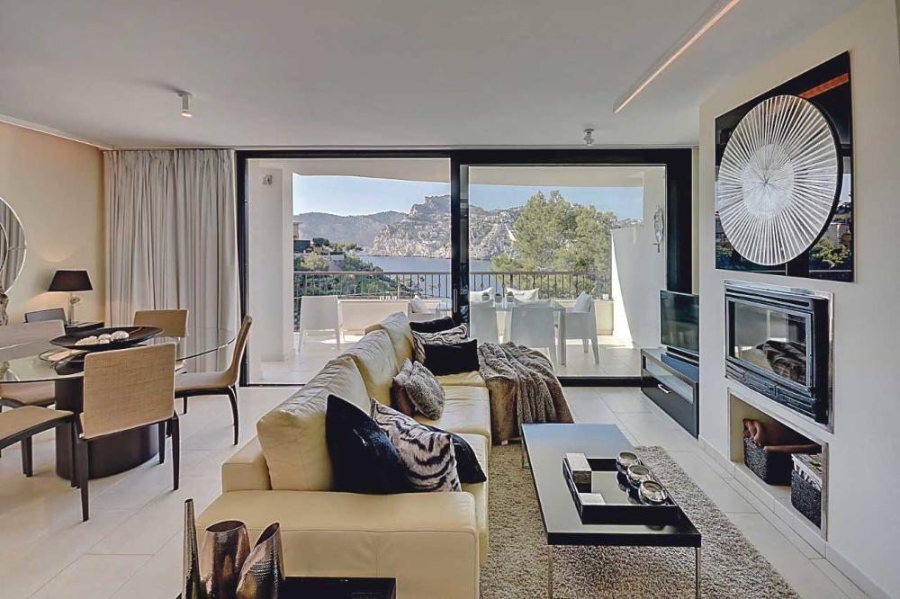 Apartamento de paz y elegancia