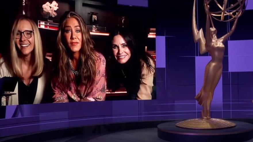 """Las actrices de 'Friends', unidas de nuevo: """"Vivimos juntas desde 1994"""""""