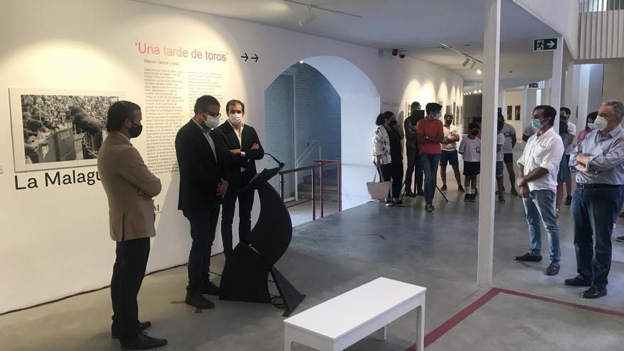 Inaugurada la exposición 'Una tarde de toros'