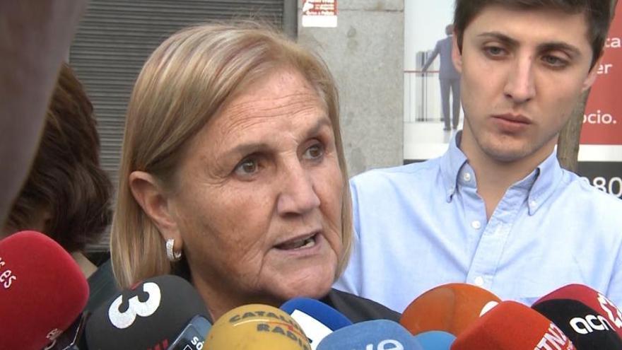 El Govern accepta la renúncia de Núria de Gispert a la Creu de Sant Jordi