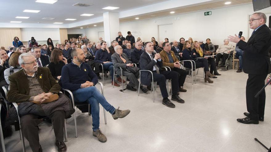 Quatre persones ja viuen a la nova residència per a gent gran de Sant Andreu