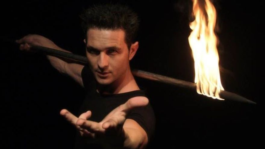 Miguel Gavilán (Ilusionista)