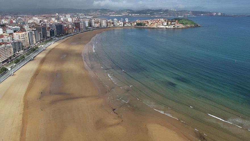 Los movimientos de arena en San Lorenzo se analizarán desde el aire durante cinco años