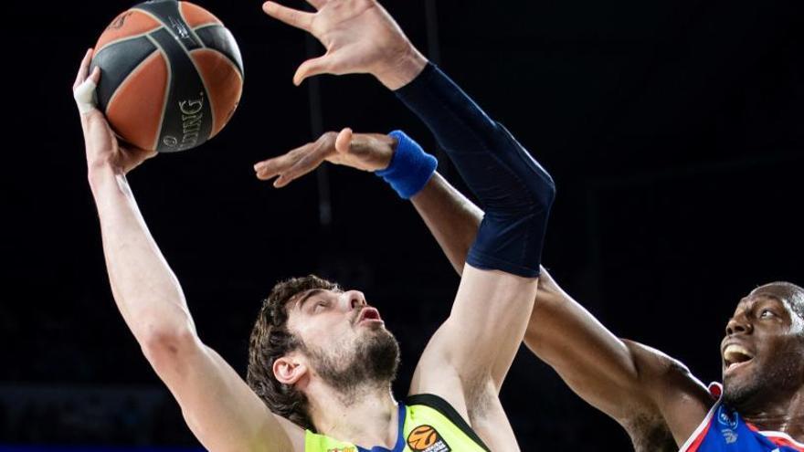 El Barcelona Lassa se queda fuera de la Final Four tras perder en Estambul
