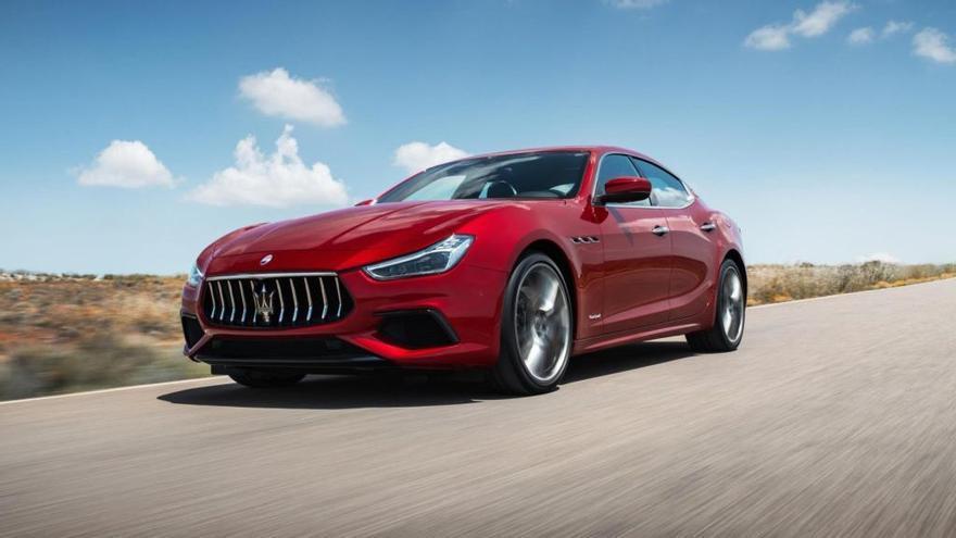 Maserati Ghibli gana el Sport Auto Award 2018