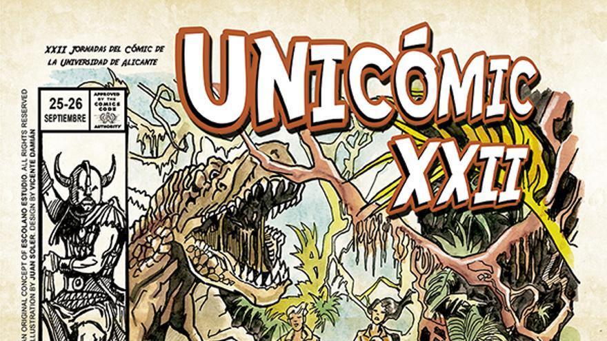 Unicómic XXII