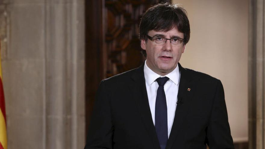 El Constitucional avala la aplicación del 155 en Cataluña tras el 1-O