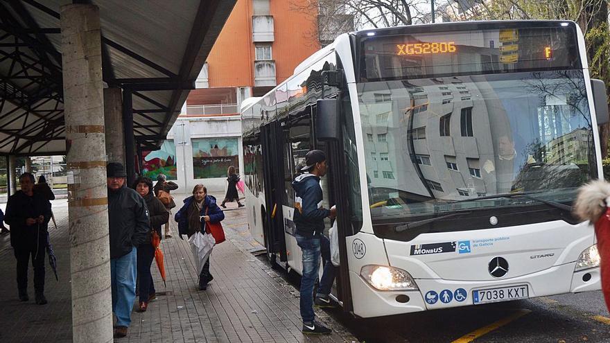 Pontevedra estrenará nuevas rutas de transporte urbano en el segundo trimestre