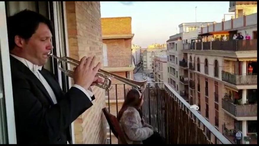Raúl Junquera ofrece conciertos en Sant Carles de Albal