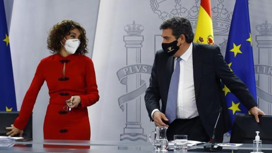 El Gobierno aprueba un complemento de pensiones por hijo de 378 euros al año
