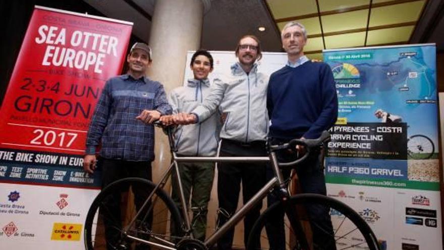 La Pirinexus 360 Challenge proposa recórrer en menys de 20 hores 350 quilòmetres