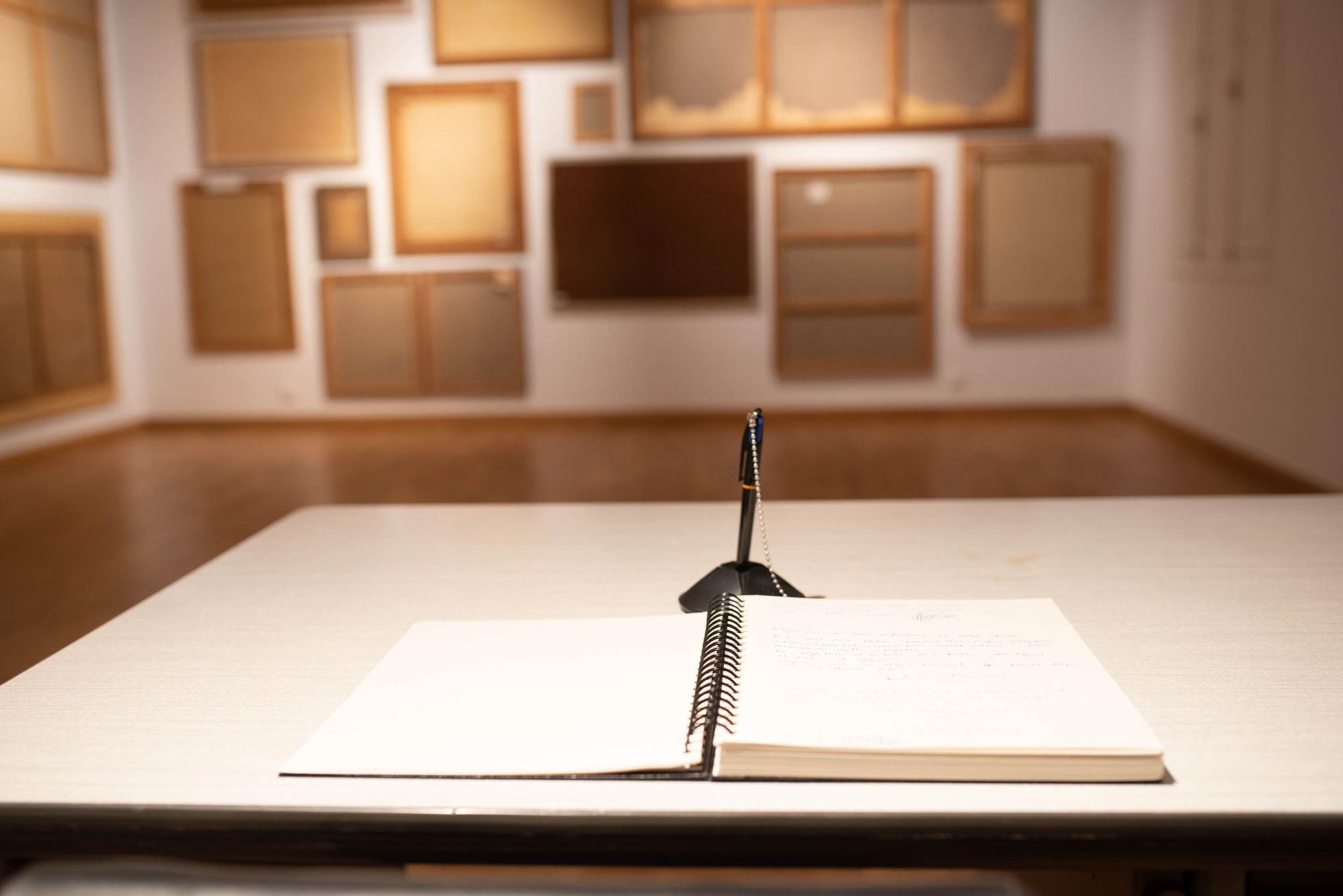 Exposición 'Los cuadernos de quejas'