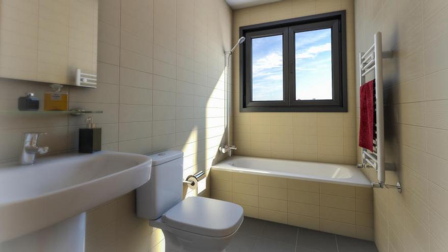 El utensilio que te permitirá limpiar la mampara de la ducha en apenas unos segundos