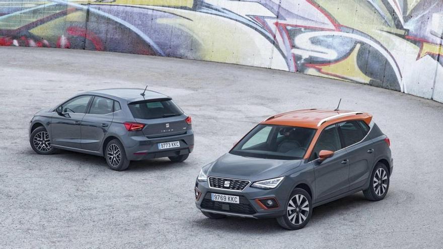 Cinco estrellas para el Seat Ibiza y el Seat Arona en las pruebas Latin NCAP