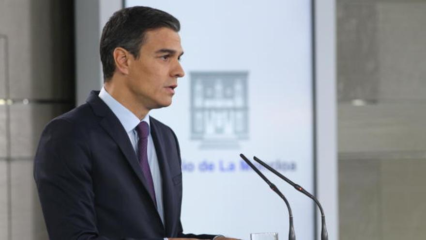 Sánchez reconoce a Guaidó como presidente