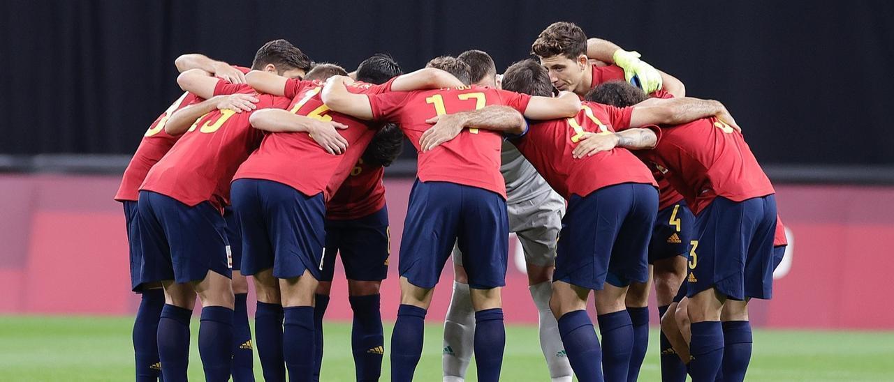 La Roja olímpica, a por una victoria que vale doble