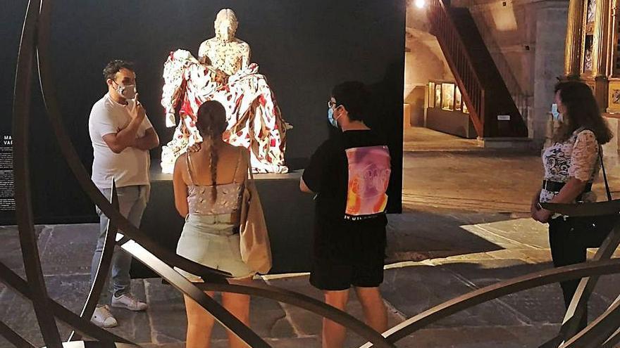 """""""La Iberoamericana"""" de Toro encara su recta final con una notable afluencia de visitantes"""