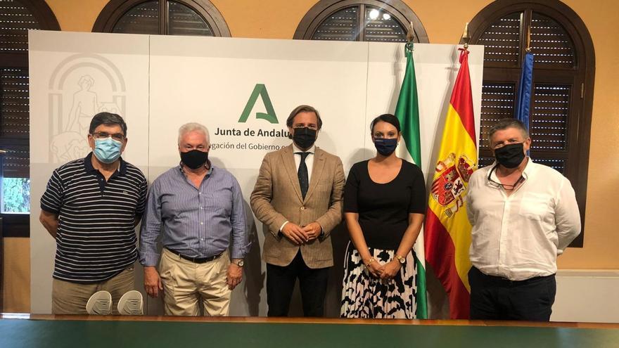 MetalCórdoba presenta al delegado del Gobierno de la Junta sus líneas de trabajo