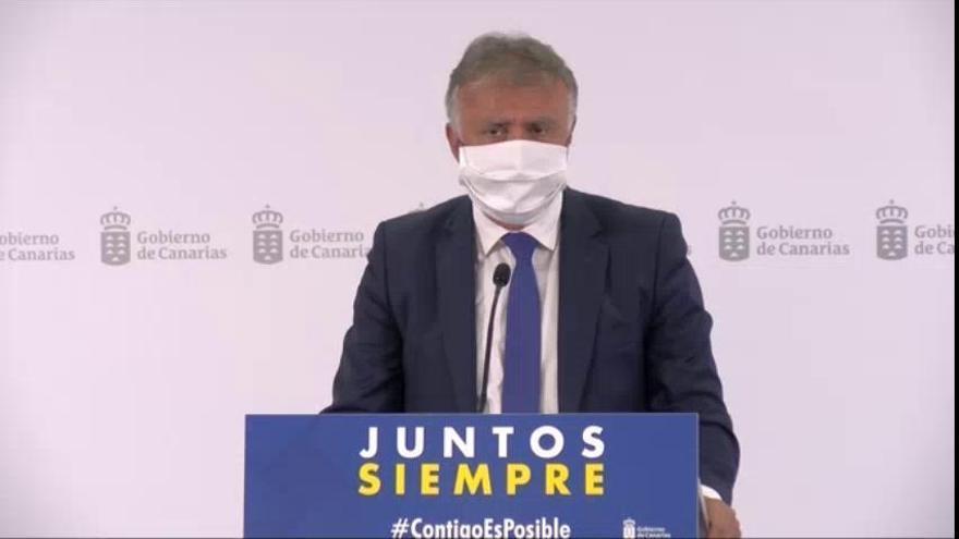 Ángel Víctor Torres sobre la inmigración